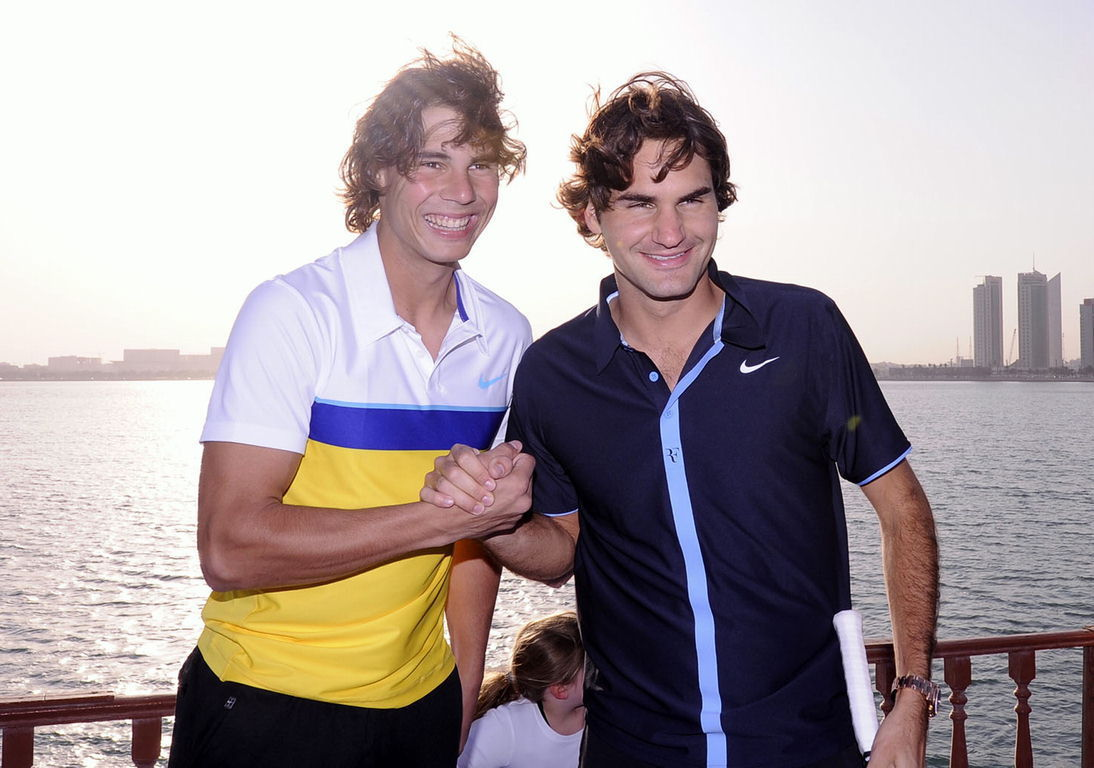 Happy 10th Birthday Fedal Nadal Federer 14 Rafael Nadal Fans