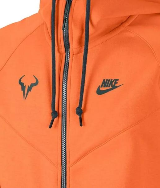 Rafael Nadal Nike Jacket Clay 2015 Rafael Nadal Fans