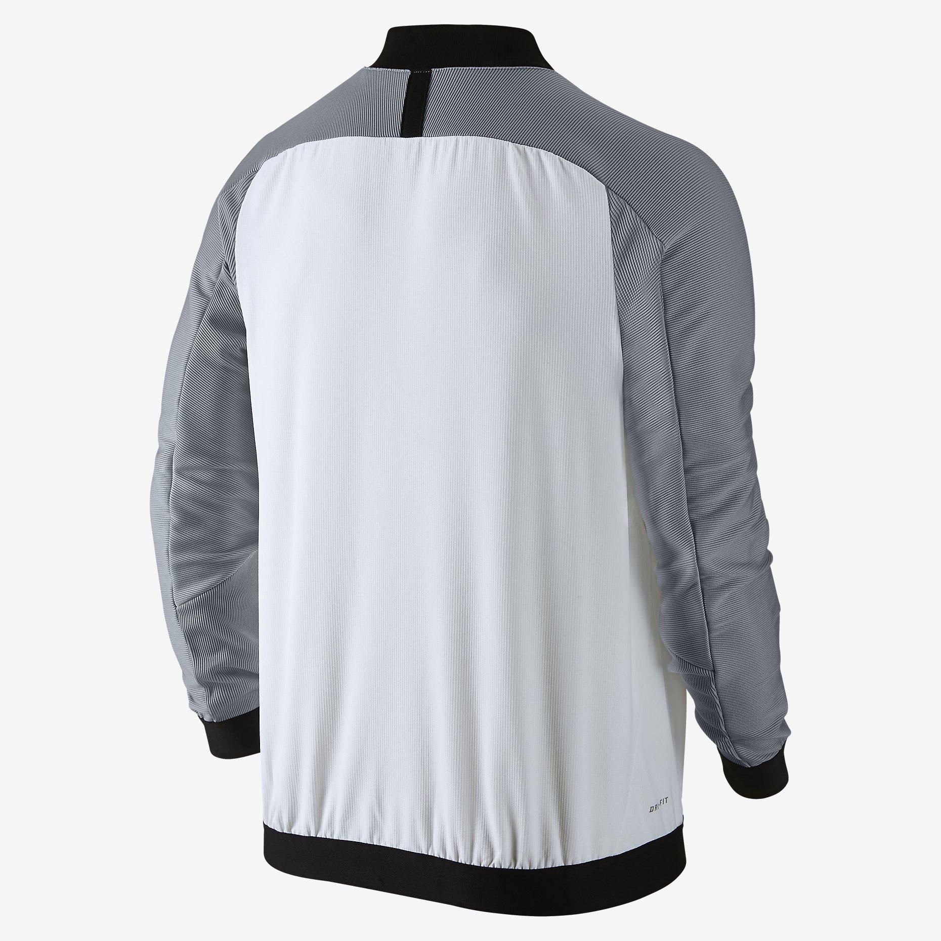 Rafael Nadal Australian Open 2016 Nike Jacket 1 Rafael Nadal Fans