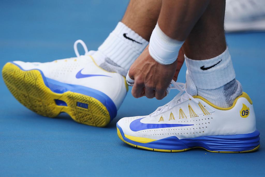 Rafael Nadal Australian Open 2016 Shoes Nike Rafael Nadal Fans
