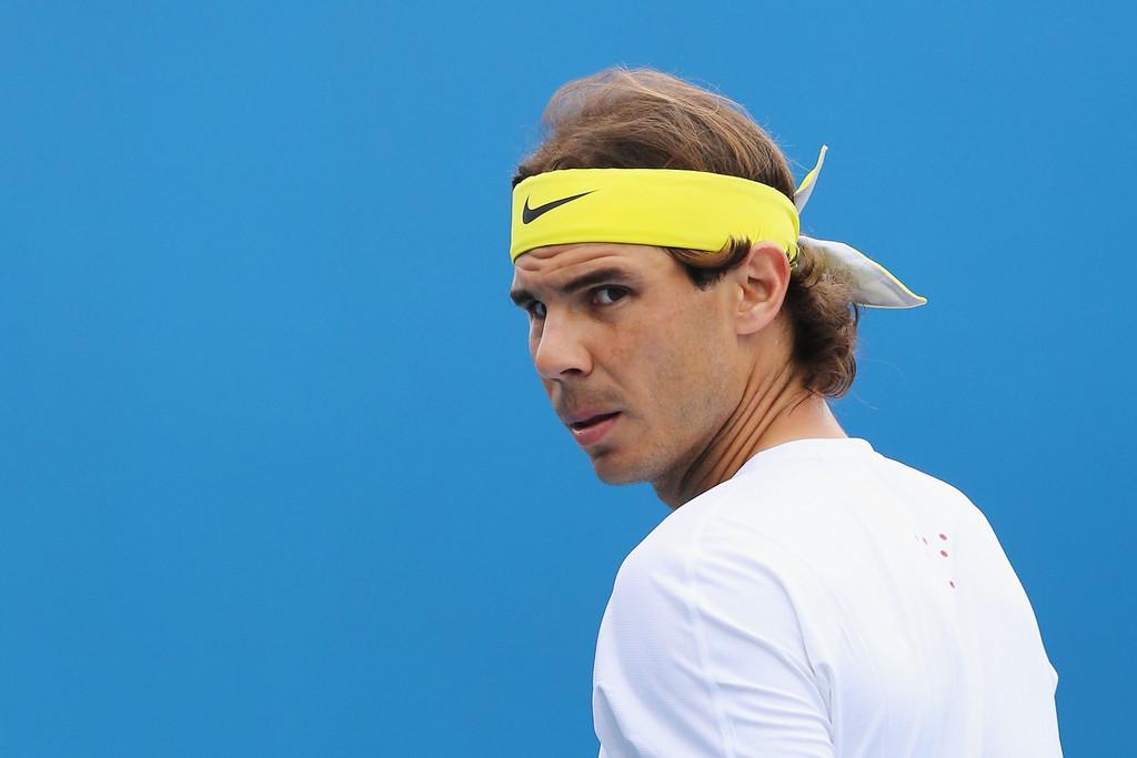Rafael Nadal Nike Bandana Australian Open 2 Rafael Nadal Fans