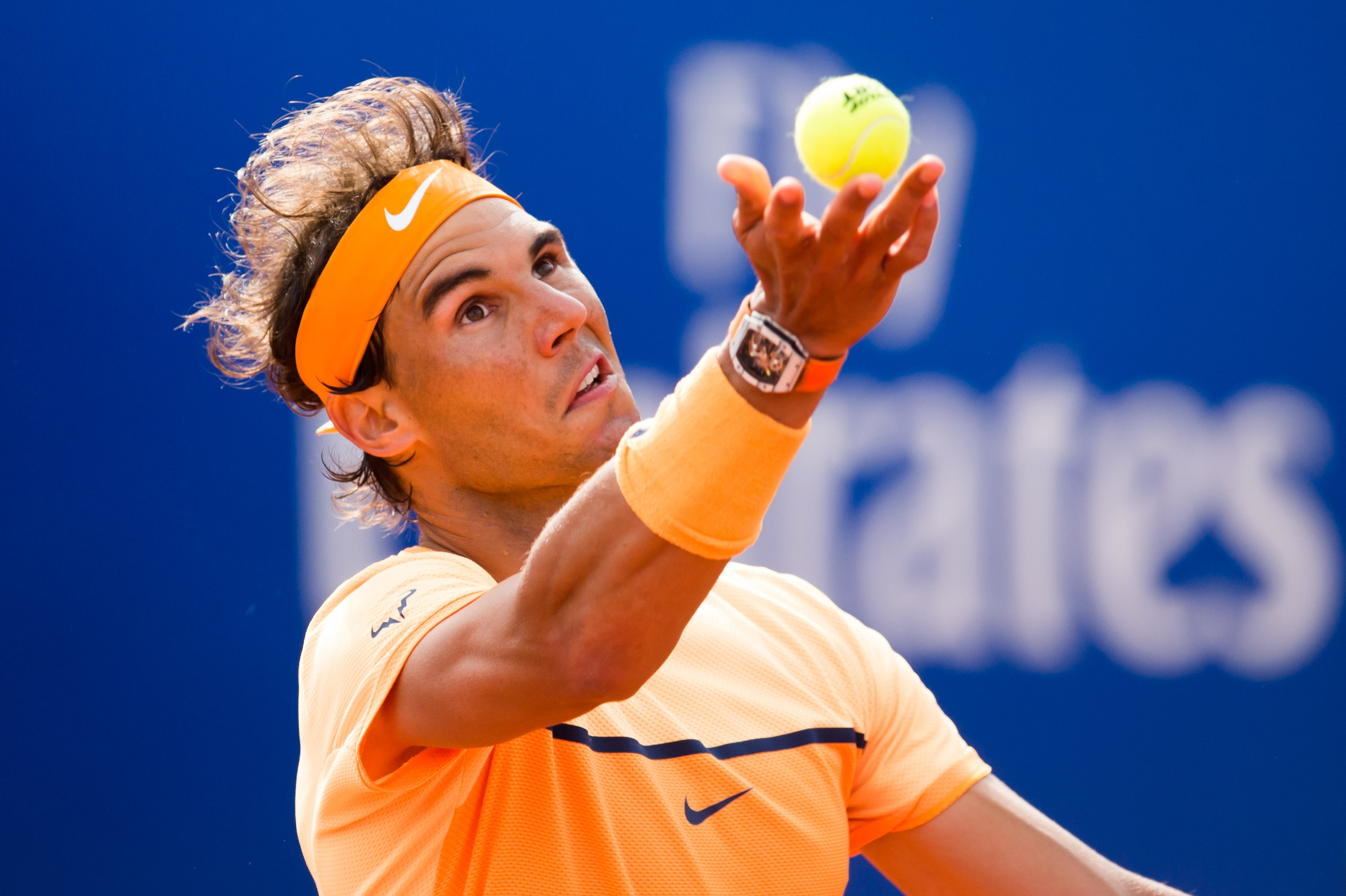Barcelona Open R3 What Time Does Rafael Nadal Play
