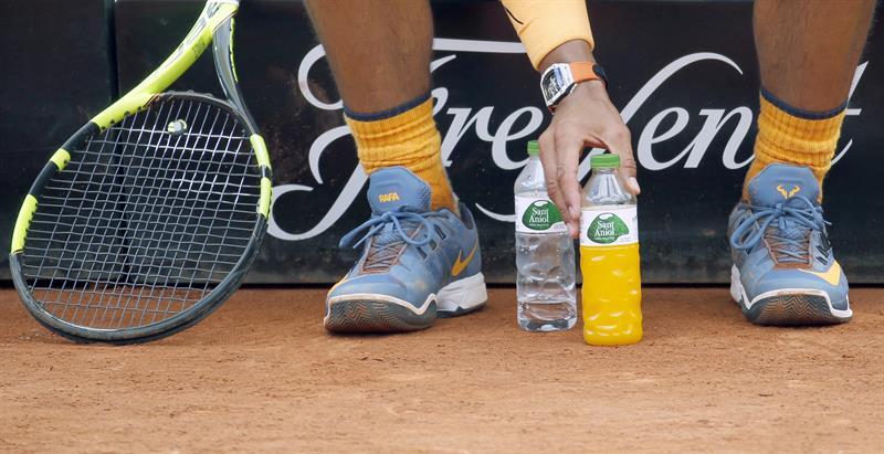 Rafael Nadal Shoes Clay Barcelona Open 2016 Rafael Nadal Fans