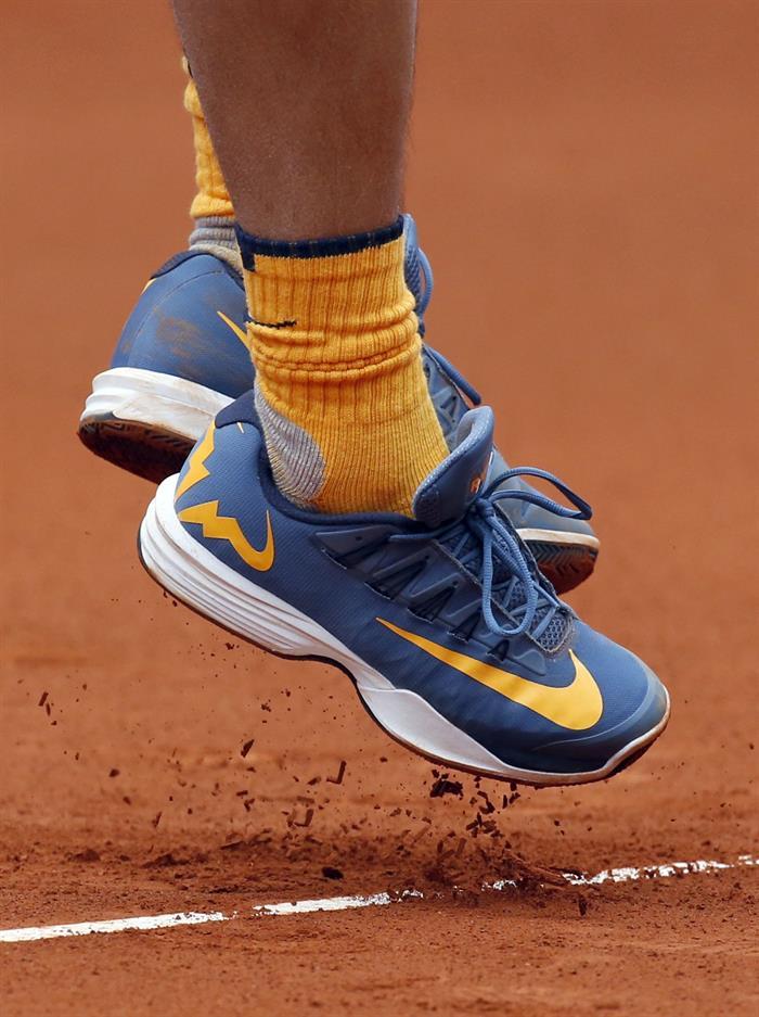 Rafael Nadal Nike Clay Shoes Madrid Open 2016 Rafael Nadal Fans