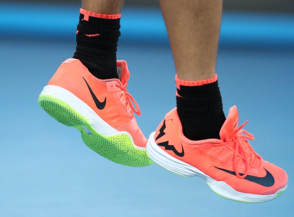 Rafael Nadal Nike Shoes Australian Open 2017 Zapatos Rafael Nadal Fans