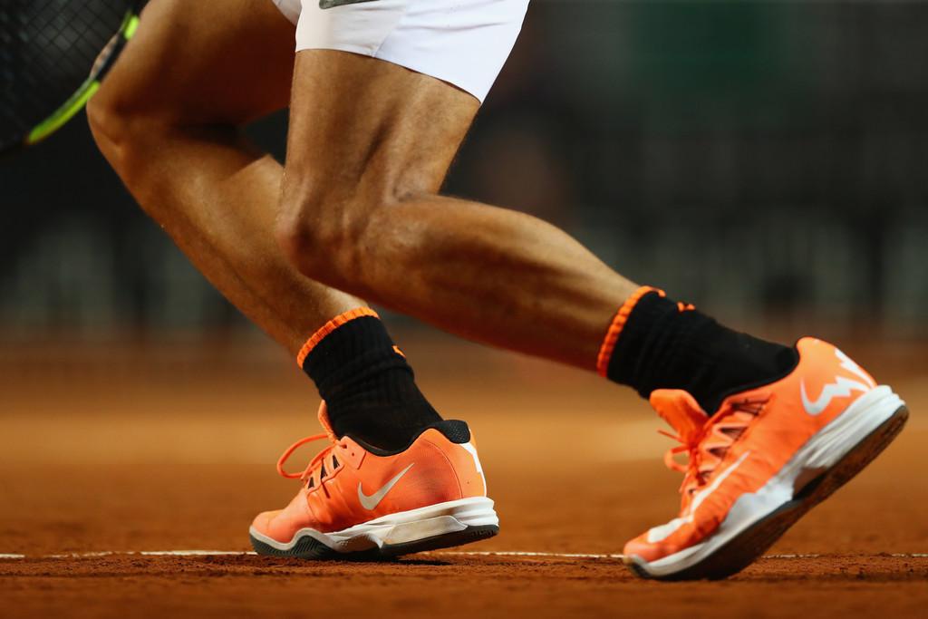 Rafael Nadal Nike Clay Shoes 2017 Rome Masters Rafael Nadal Fans