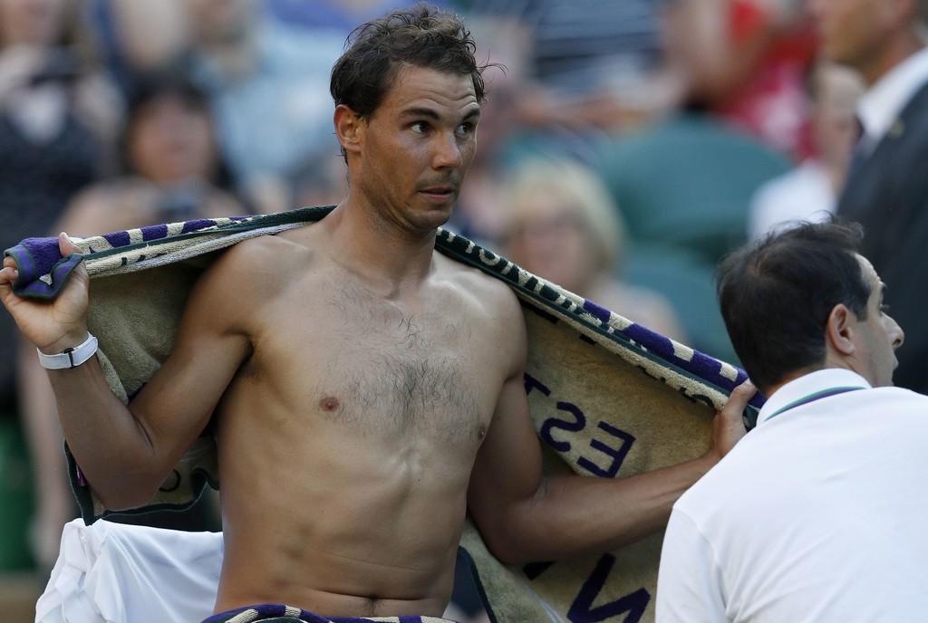 Rafael Nadal Beats Donald Young To Reach Wimbledon Third Round 8 Rafael Nadal Fans