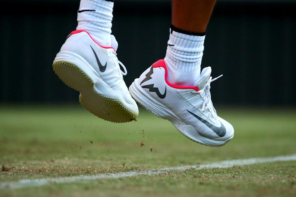 Rafael Nadal Shoes For Wimbledon 2017 Nike Tennis Rafael Nadal Fans