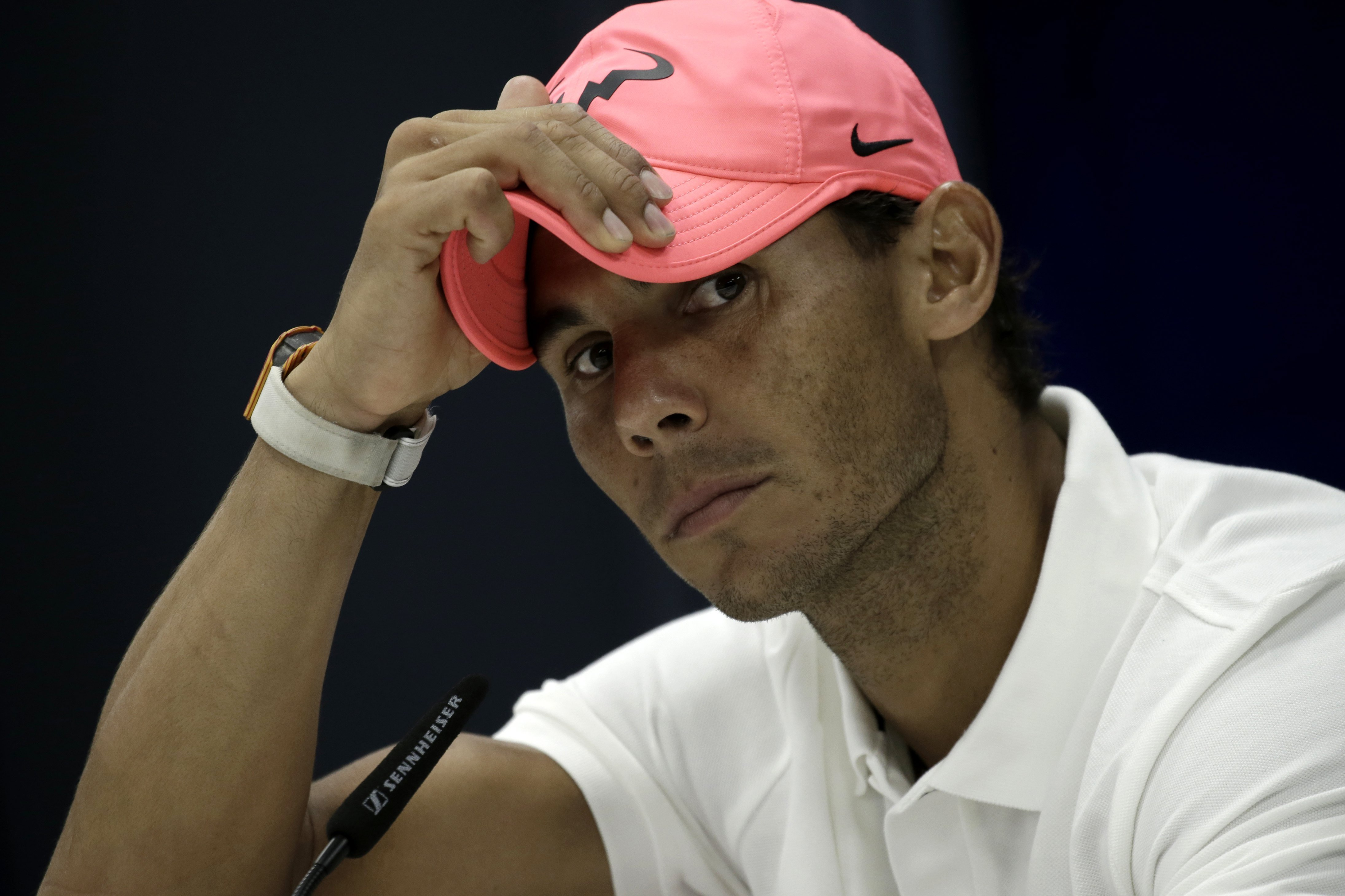 Us Open 2017 Pre Tournament Presser Rafael Nadal Fans