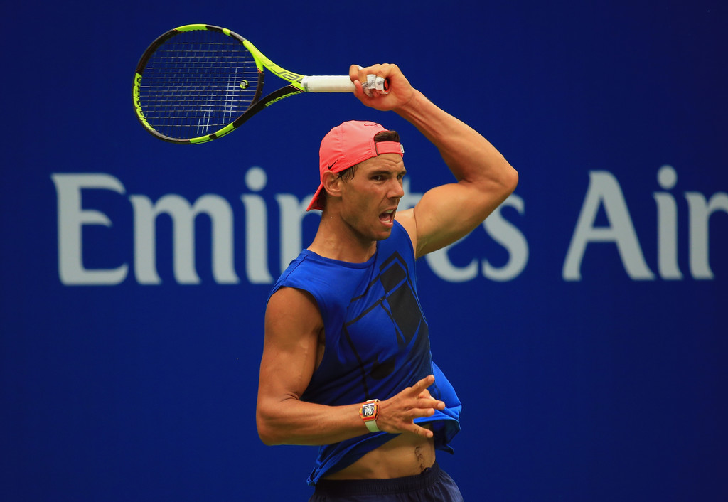 Us Open R1 What Time Does Rafael Nadal Play Against Dusan Lajovic In New York Rafael Nadal Fans