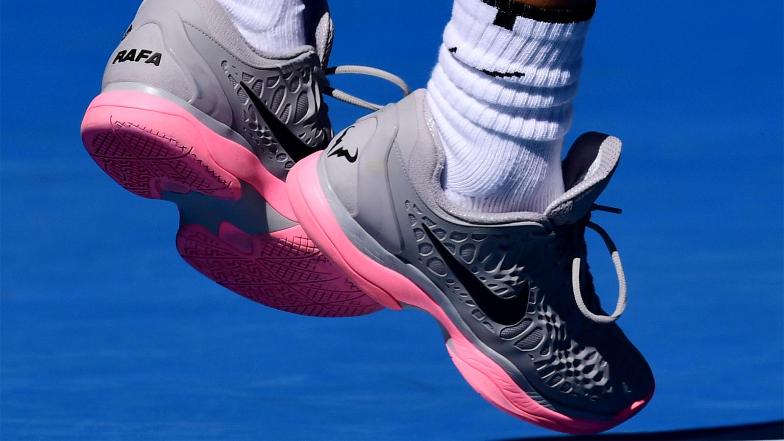 Rafael Nadal 2018 Australian Open Nike Shoes Rafael Nadal Fans