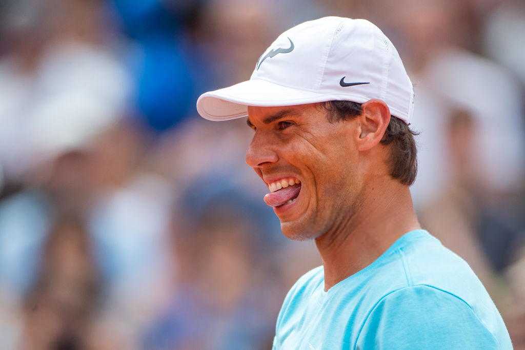 Rafael Nadal I Could Very Well Have Lived With A Woman Who Knew Nothing About Tennis Rafael Nadal Fans