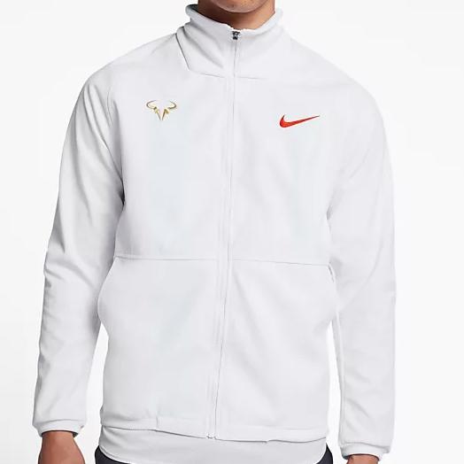 Rafael Nadal Nike Jacket 2018 Wimbledon Rafael Nadal Fans