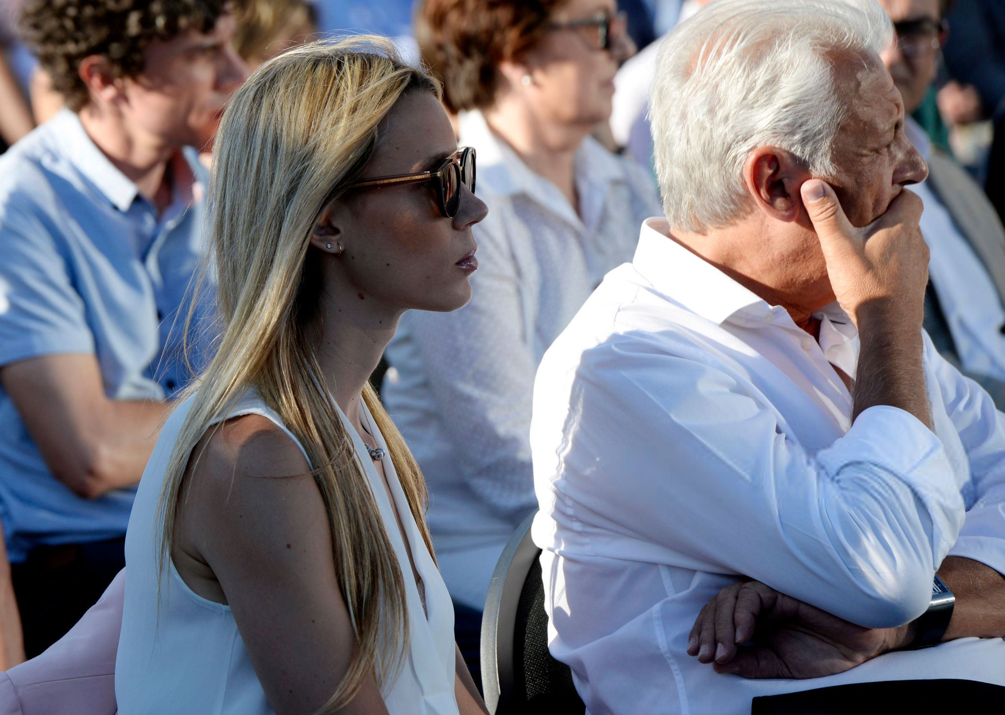 Rafael Nadal Sister And Father Attend Graduation Of Students At His Academy In Mallorca 2018 Rafael Nadal Fans