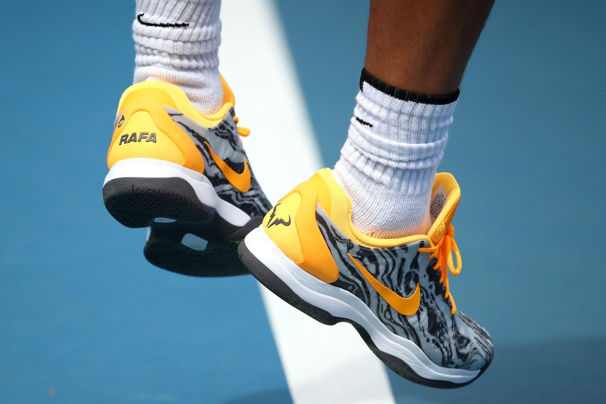 Rafael Nadal Nike Shoes Australian Open 2019 Final 3 Rafael Nadal Fans