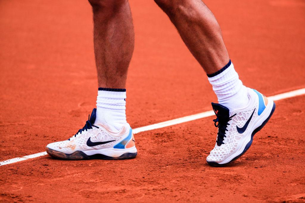 Rafael Nadal Clay Nike Shoes 2019 Season Barcelona Open Rafael Nadal Fans