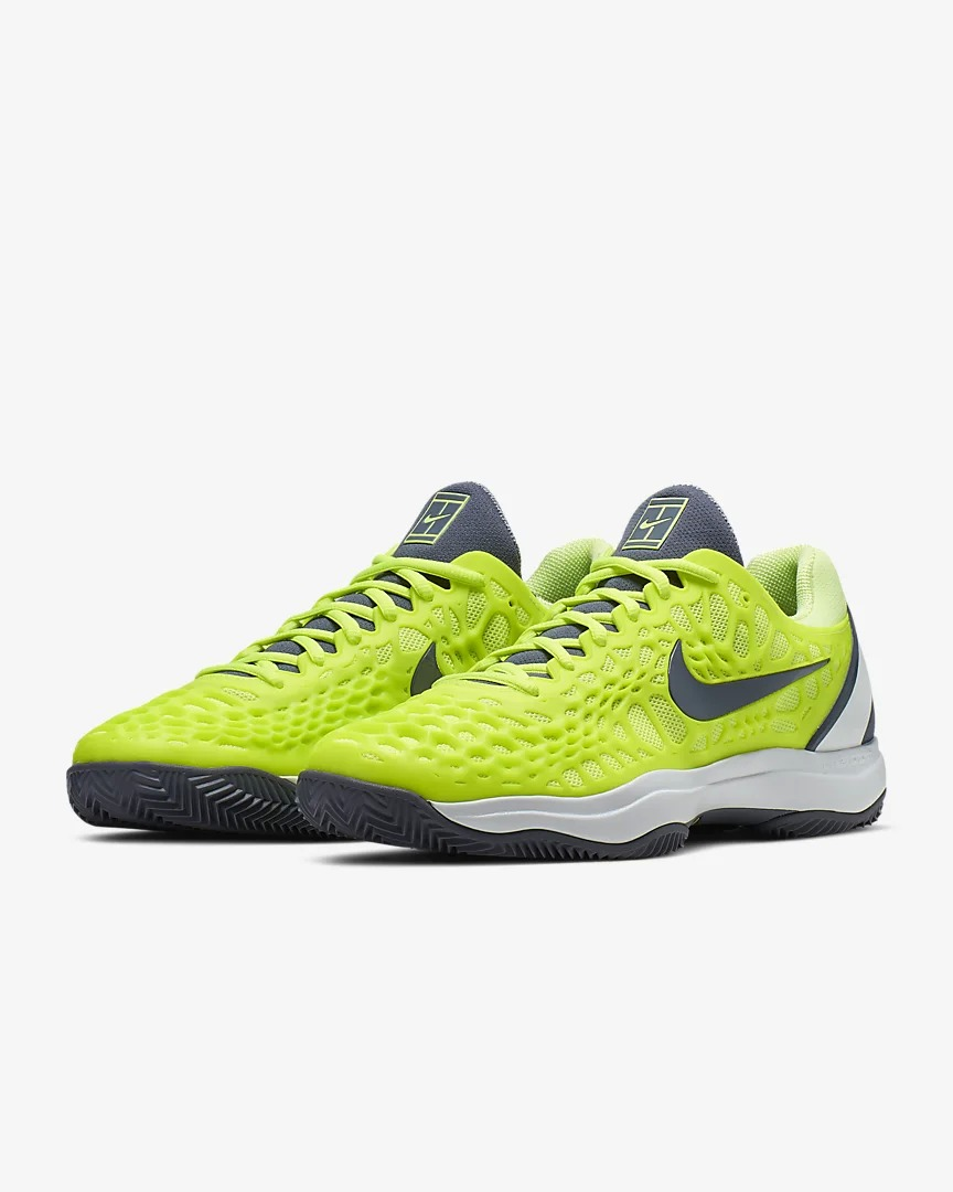 Rafael Nadal 2019 Nike clay shoes for