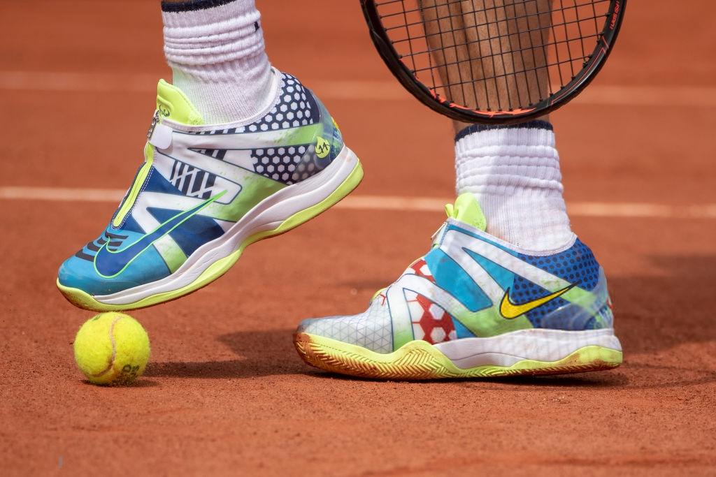 Rafael Nadal Nike Shoes For Roland Garros 2019 Rafael Nadal Fans