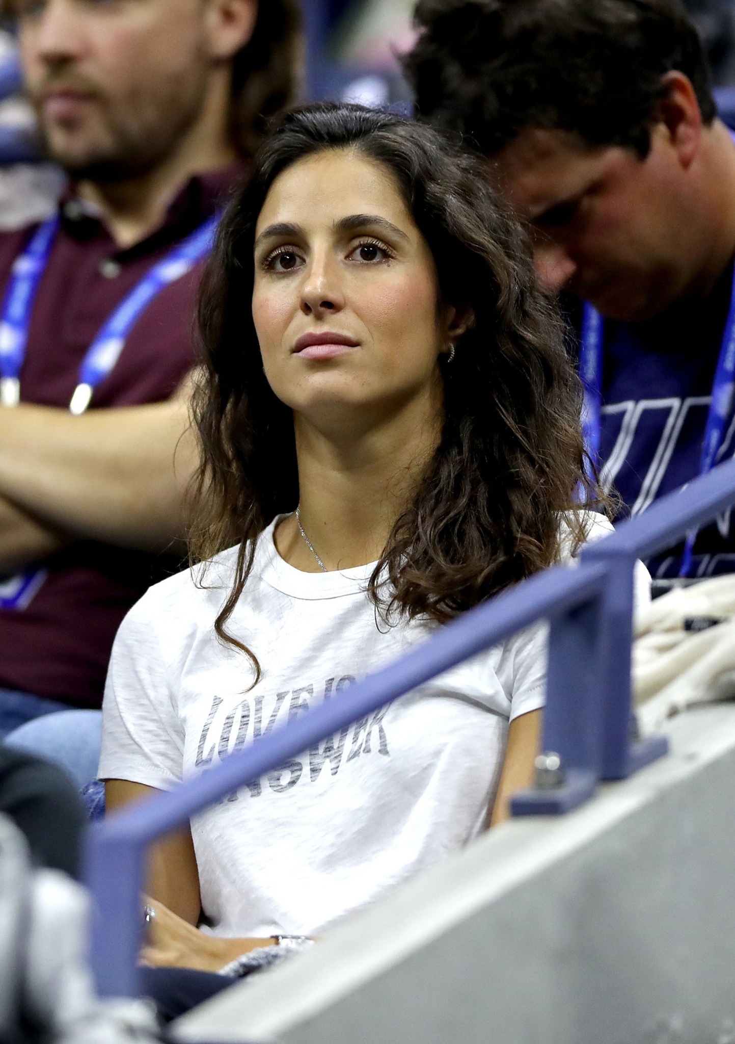 Rafael Nadal girlfriend Maria Francisca Perello 2019 US ...
