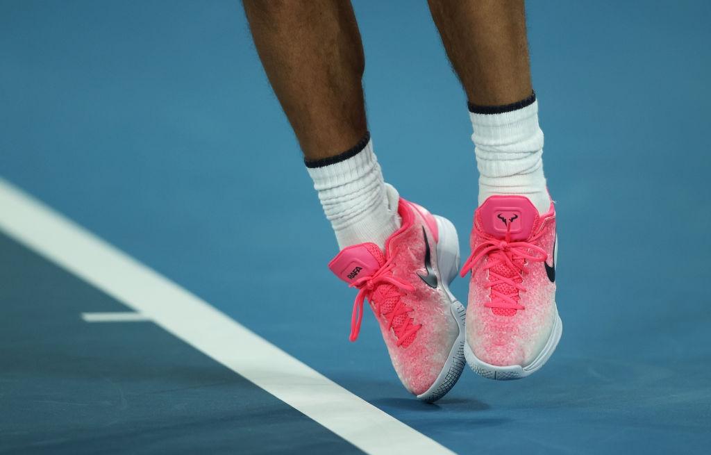 Rafael Nadal Nike Shoes 2020 Australian Open Rafael Nadal Fans